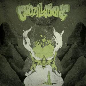 La copertina di Doomsday Guru dei Godzillabong