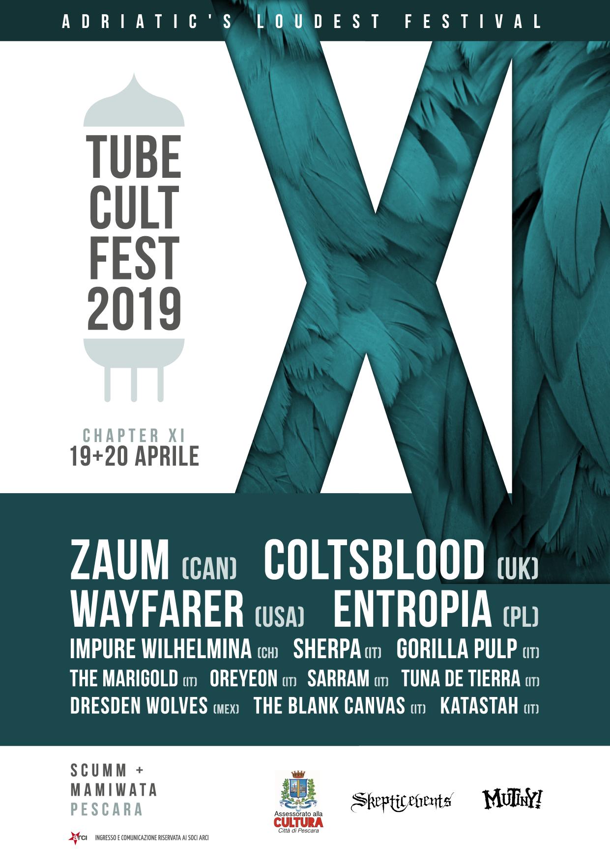 Tube Cult Fest 2019