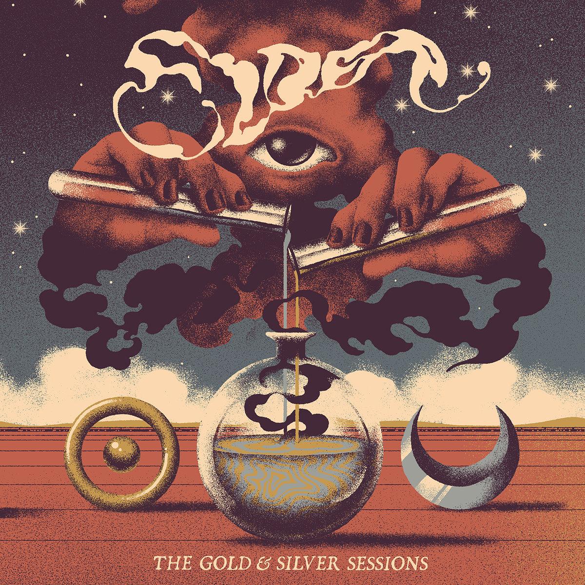 La copertina di The Gold & Silver Sessions