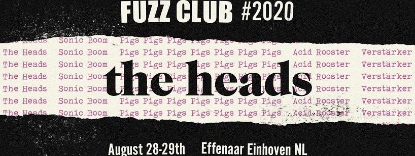 Il logo del Fuzz Club Festival 2020